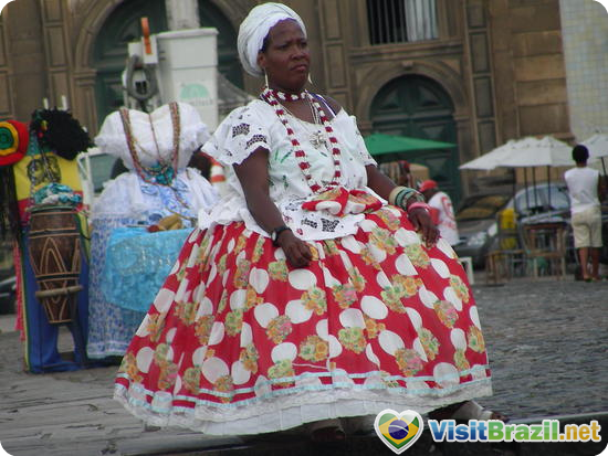 In General Brazilian Traditional Dress Is Colourful Bright Vibrant And Highly Decorated Fabrics Are Typical Lightweight Breathable Due To The High